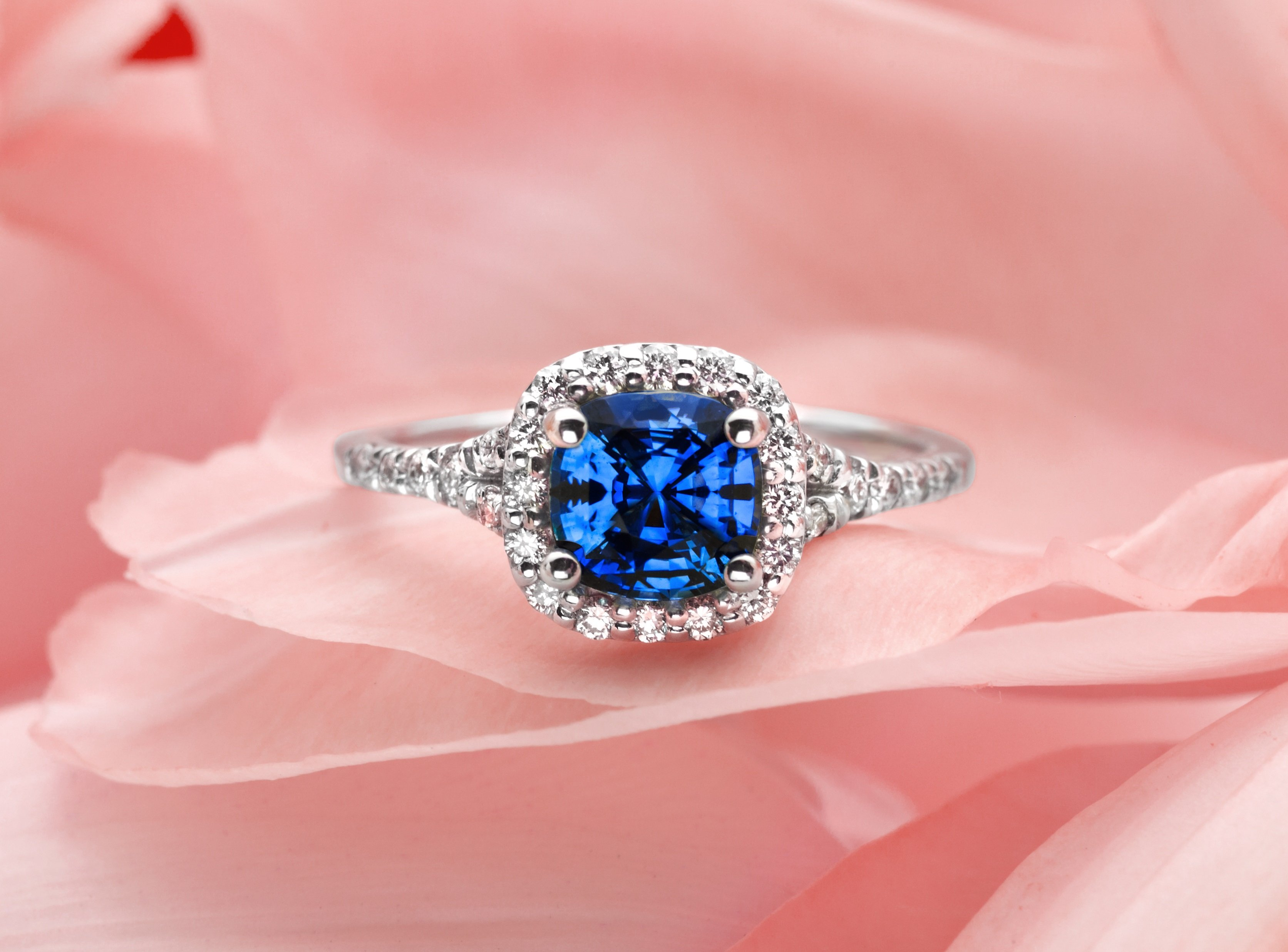 engagement rings blog gemstone colored colorful blue sapphire meaning the ritani ring of wedding and