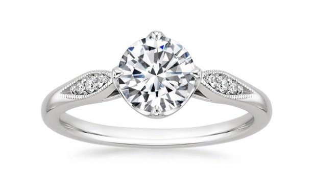 Jolie DIamond Ring