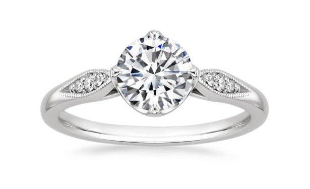 Jolie DIamond Ring