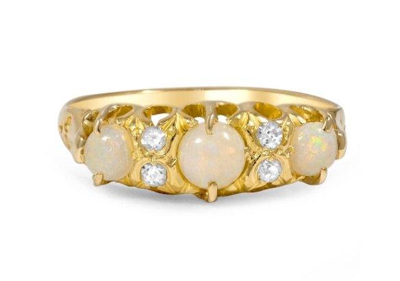 Victorian Opal Ring copy