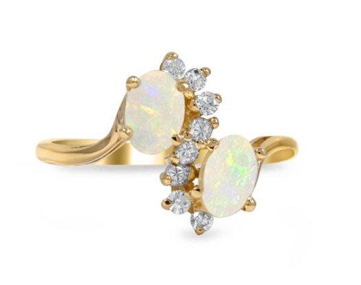 devorah antique opal ring copy