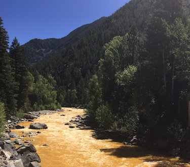 Animas River Spill, Wikimedia Commons