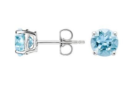 aquamarine earrings copy