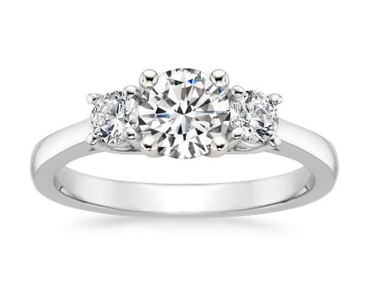 Addition To Engagement Ring