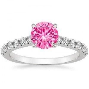 anthology pink sapphire