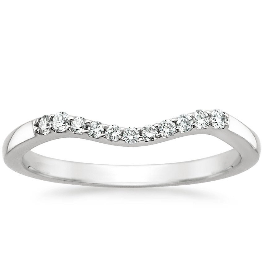 shop now chamise wedding band - Wedding Bands And Engagement Rings