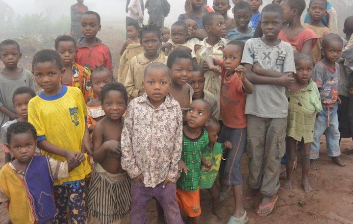 13 Community kids - future students