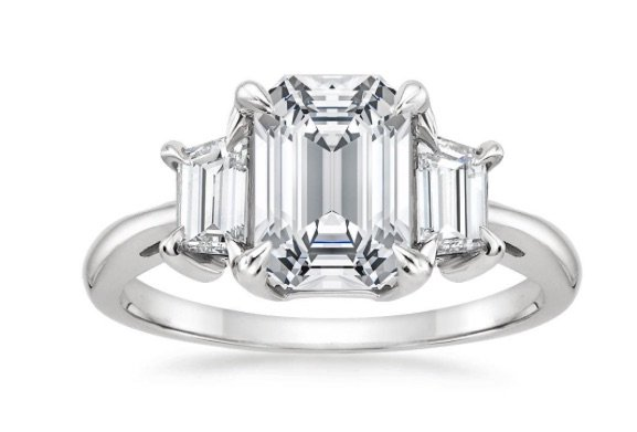 Embrace Diamond Ring with Claw Prongs copy