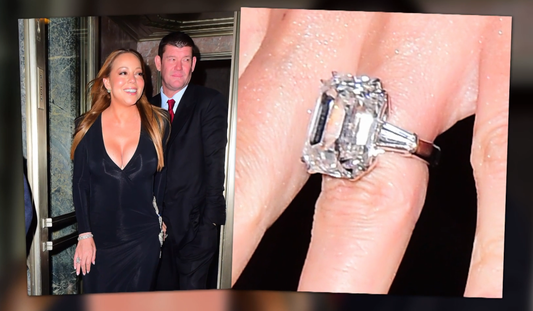Top 5 Celebrity Engagement Rings Of The Moment Clear Cut