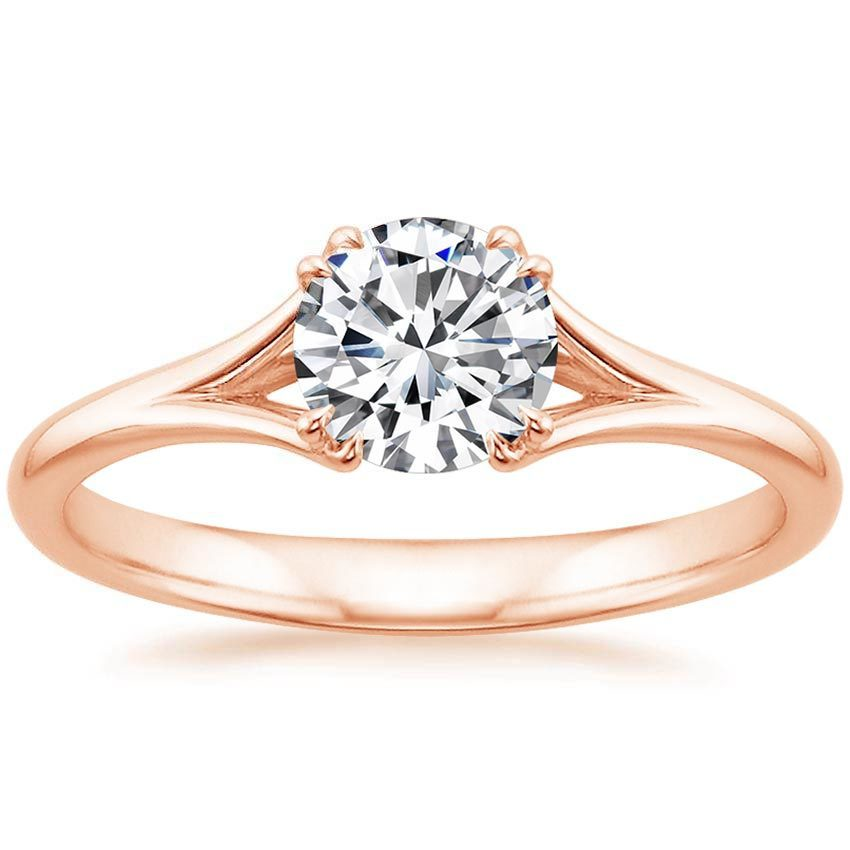 Rose gold Reverie Diamond Ring