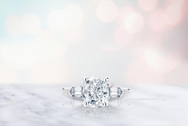 cadb97677ce3f4 The modern engagement ring has a history that dates back to the ancient  Egyptians, if not earlier. Here's a timeline of how the ultimate symbol of  love and ...