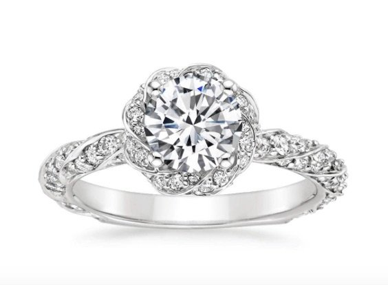Cordoba Diamond Engagement Ring copy
