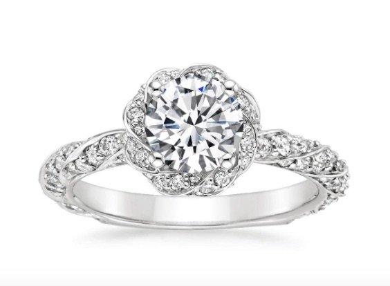 Cordoba Diamond Engagement Ring copy