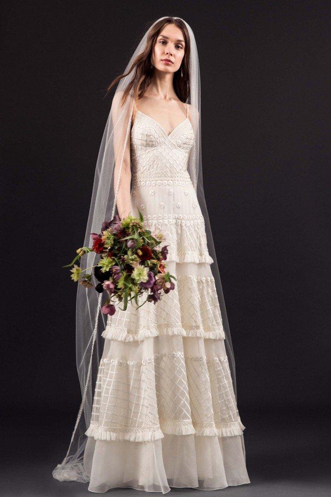 Spring 2017 Bridal Trends