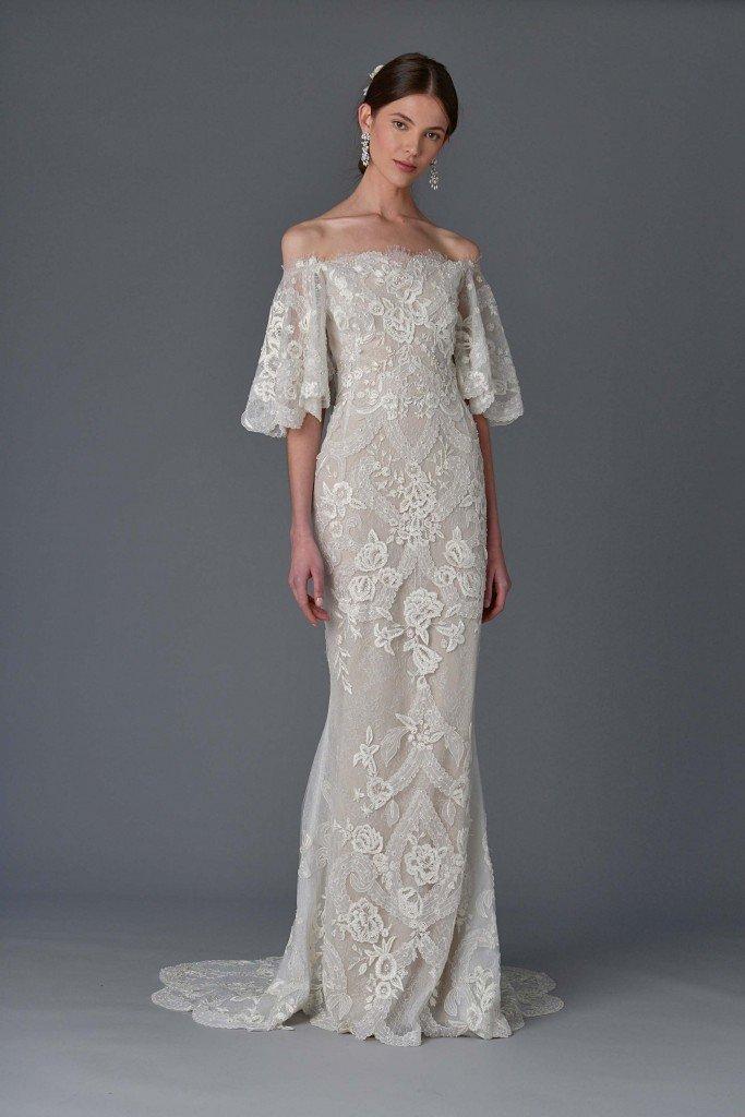 Spring Wedding Dress Trends 2017