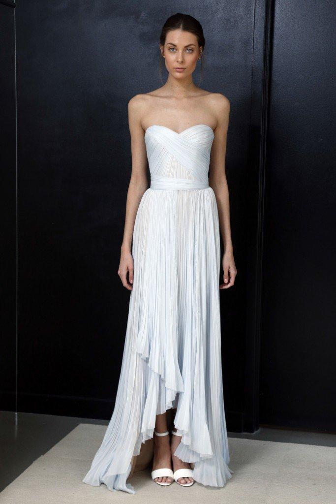 Wedding Dress Trends Spring 2017