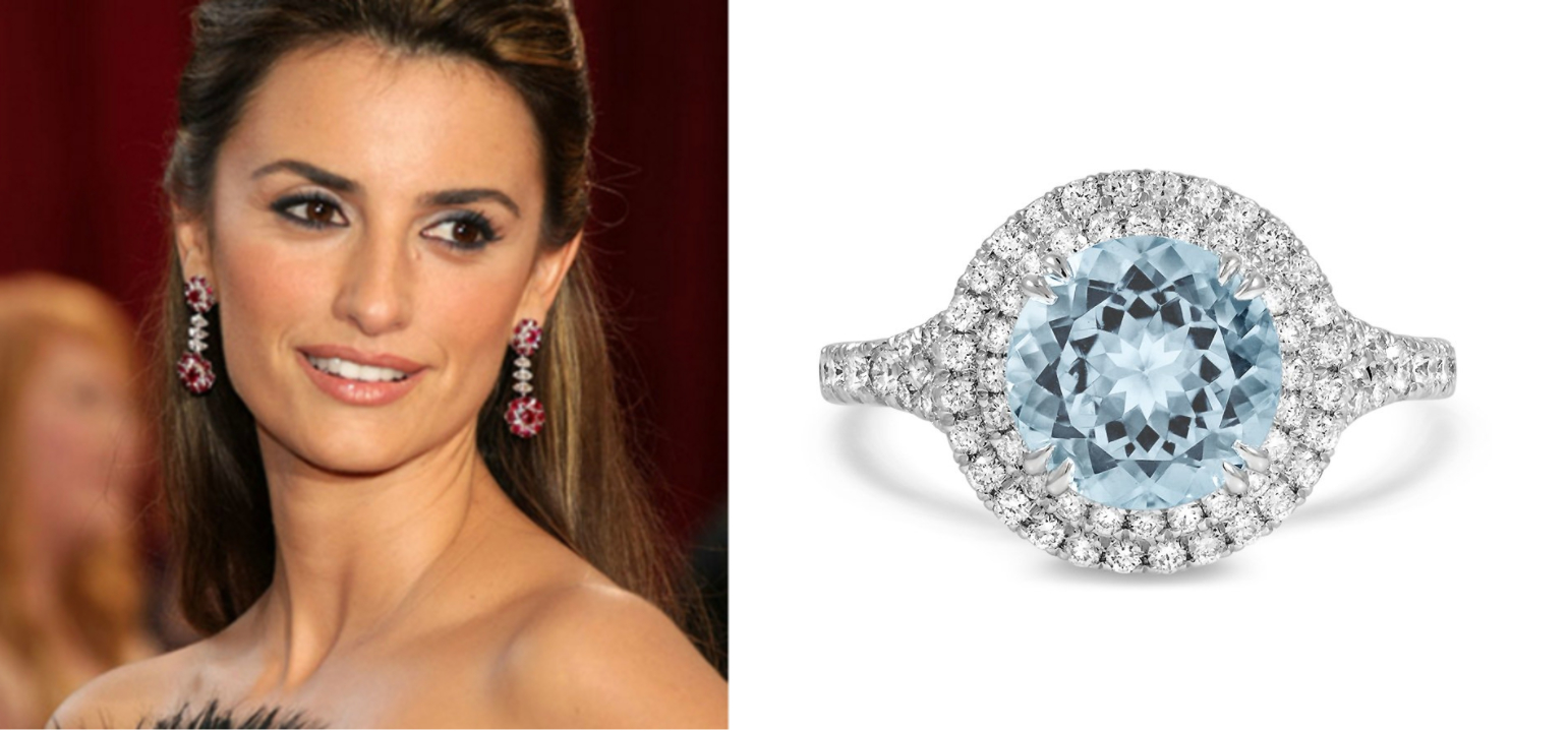 celebrity engagement rings brilliant earth