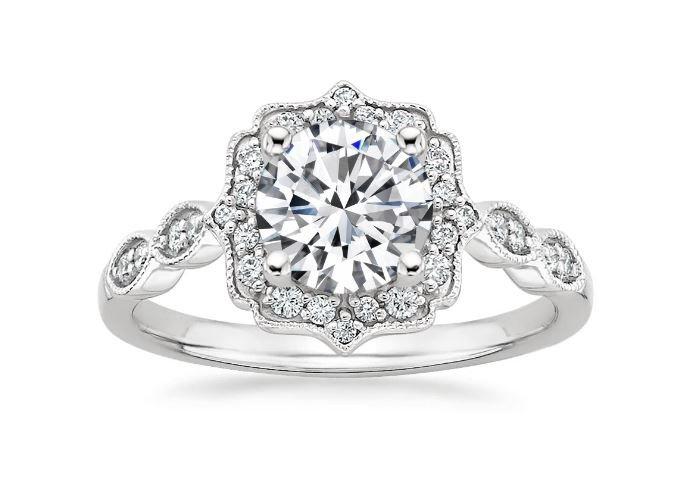 Lorelai Gilmore Engagement Ring