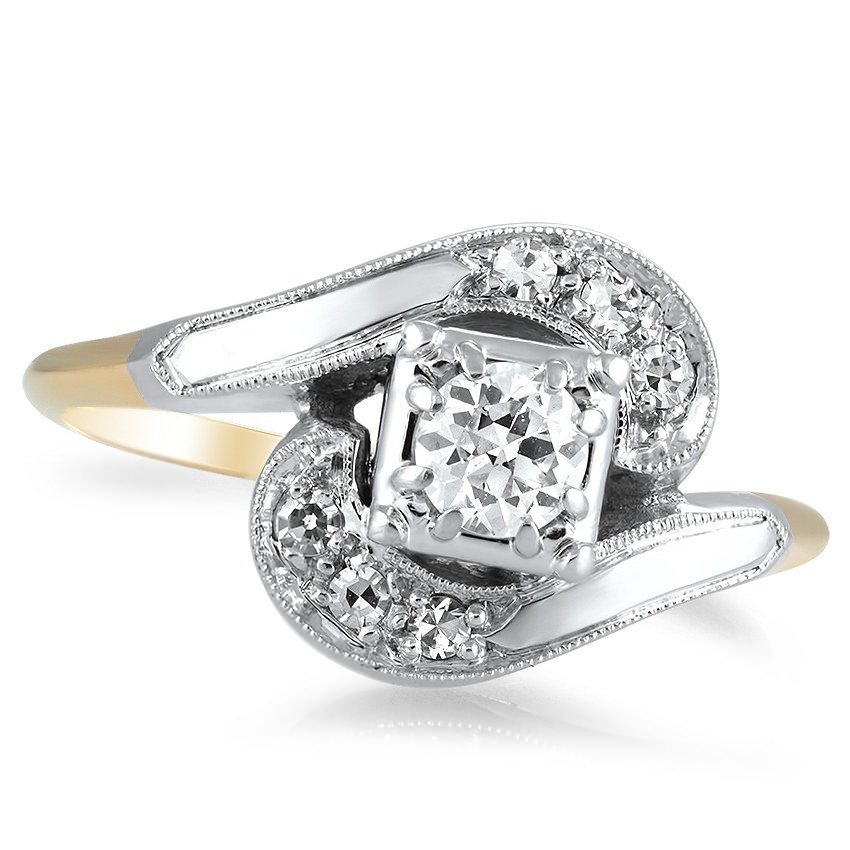 Stunning Engagement Rings Under $1500