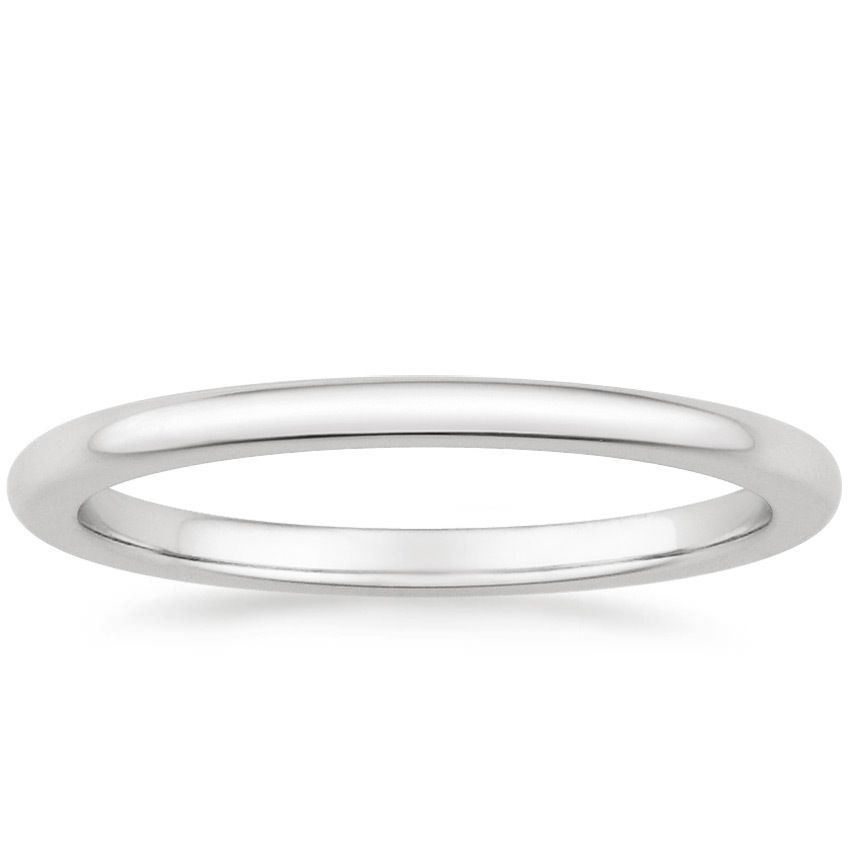 shop now wedding band 1 - Simple Wedding Ring