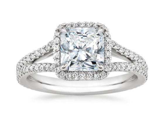 The 8 Most Beautiful Radiant Cut Engagement Rings