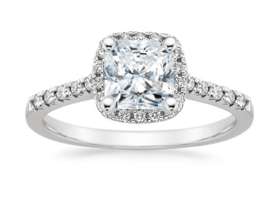 odessa diamond ring - Most Beautiful Wedding Rings