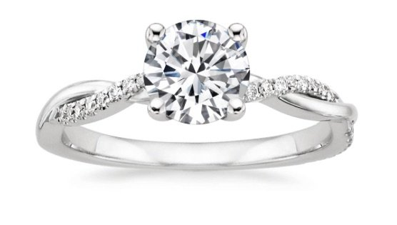 wedding rings san diego engagement ring trends in san diego brilliant earth 1061