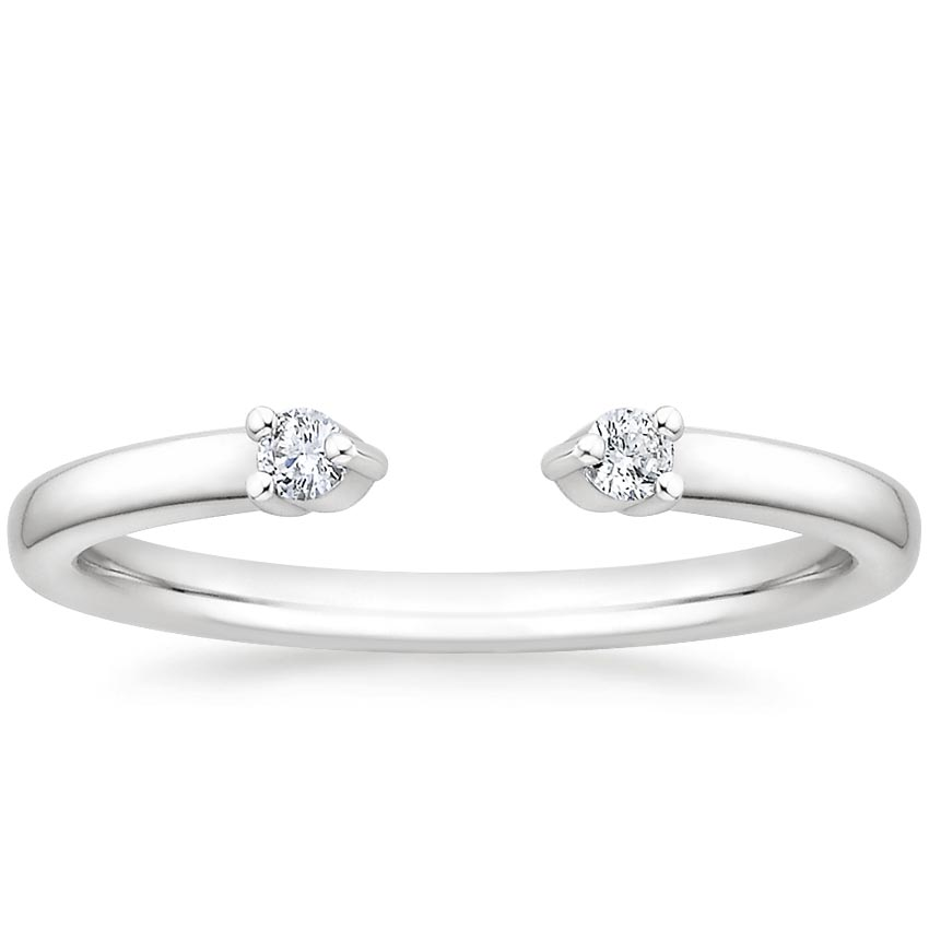 ring shows with diamond image setting the kara center cut stylish r rings this a kirk asscher engagement