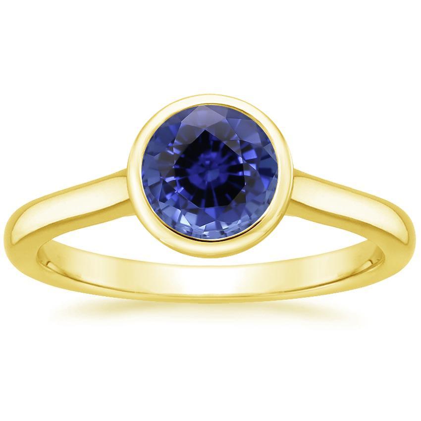 Sapphire-Luna-Ring