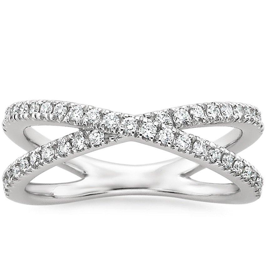 Bisou-Diamond-Ring