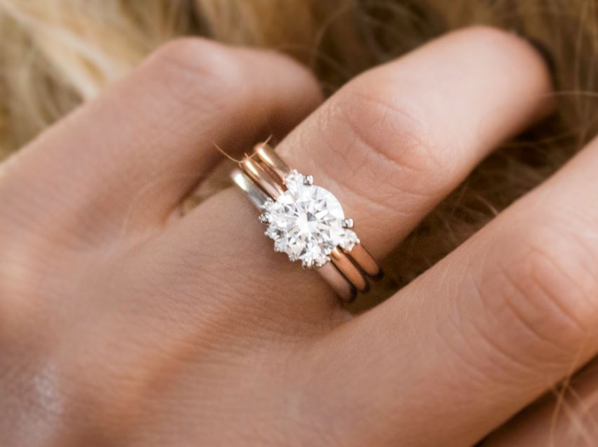 Create the Perfect Ring Stack | Brilliant Earth