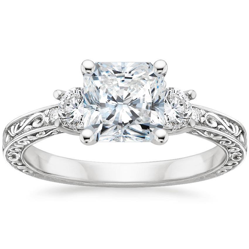 Antique-Scroll-Three-Stone-Trellis-Diamond-Ring