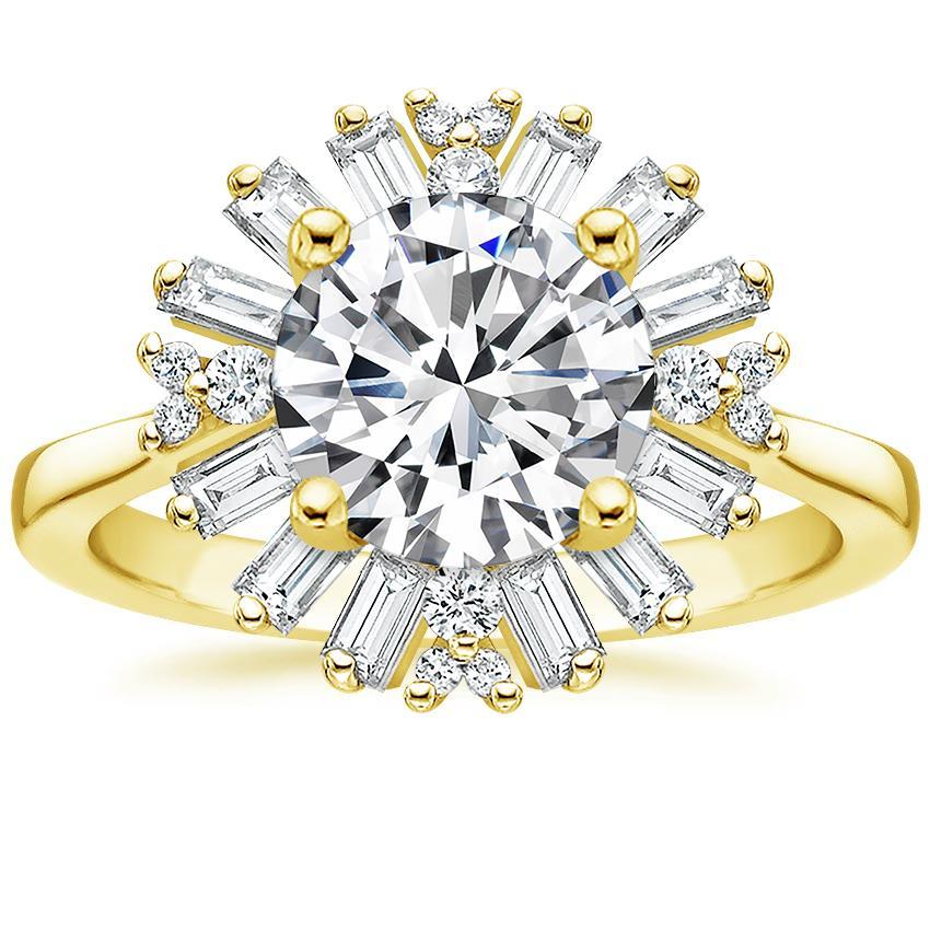 Ballerina-Diamond-Ring