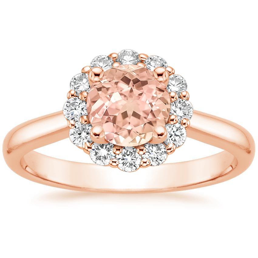 Lotus-Flower-Diamond-Ring