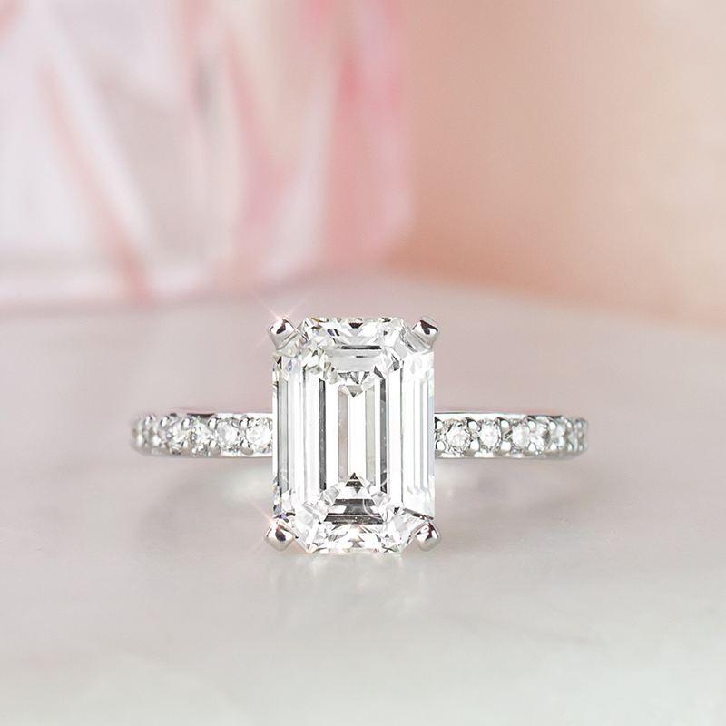 Which Engagement Ring Is The Most Expensive Brilliant Earth