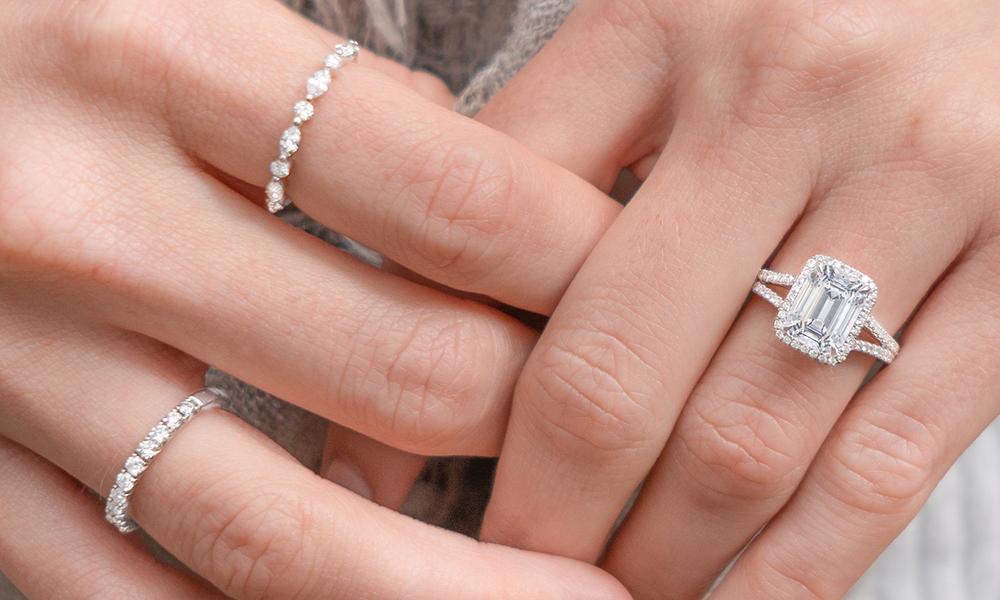 The 8 Most Elegant Emerald Cut Engagement Rings Brilliant Earth Blog