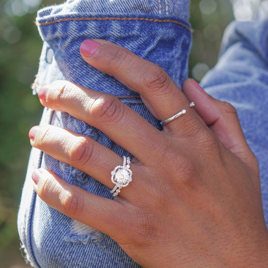 Best Wedding Rings 2020 Top Engagement Ring Trends for 2019
