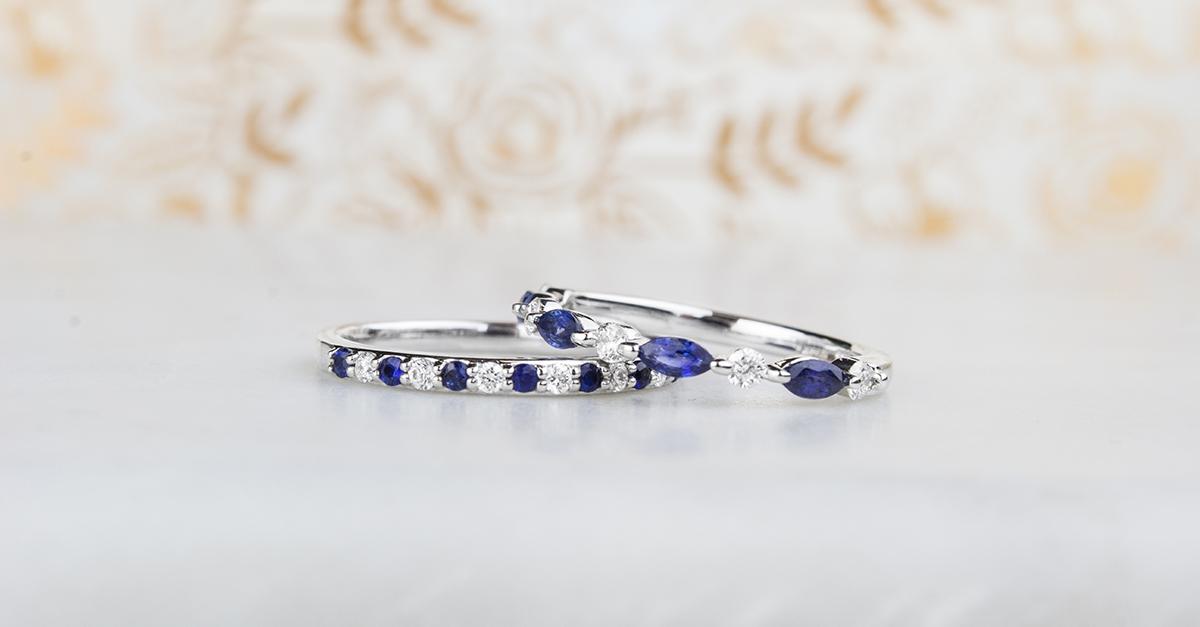 Non Diamond Wedding Rings Brilliant Earth