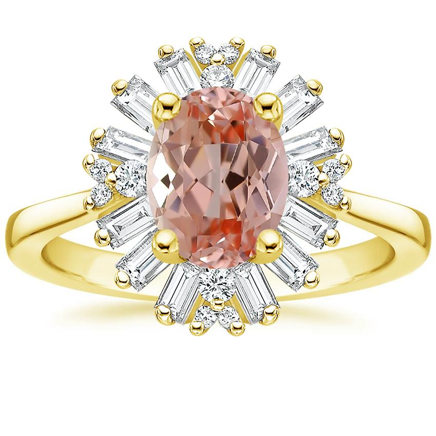 Ballerina-Diamond-Ring