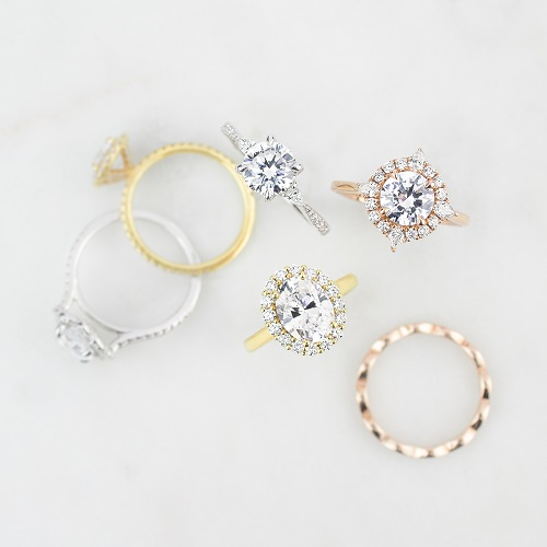 fc2e423a6 Engagement Ring Styles, Celebrity Engagement Rings | Brilliant Earth