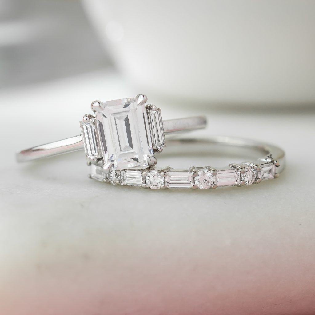 Beautiful Baguette Cut Diamonds Brilliant Earth