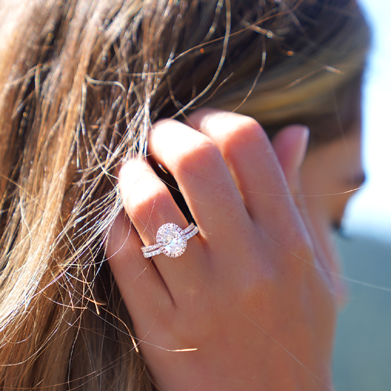 The Right Way To Wear A Wedding Ring Brilliant Earth Blog