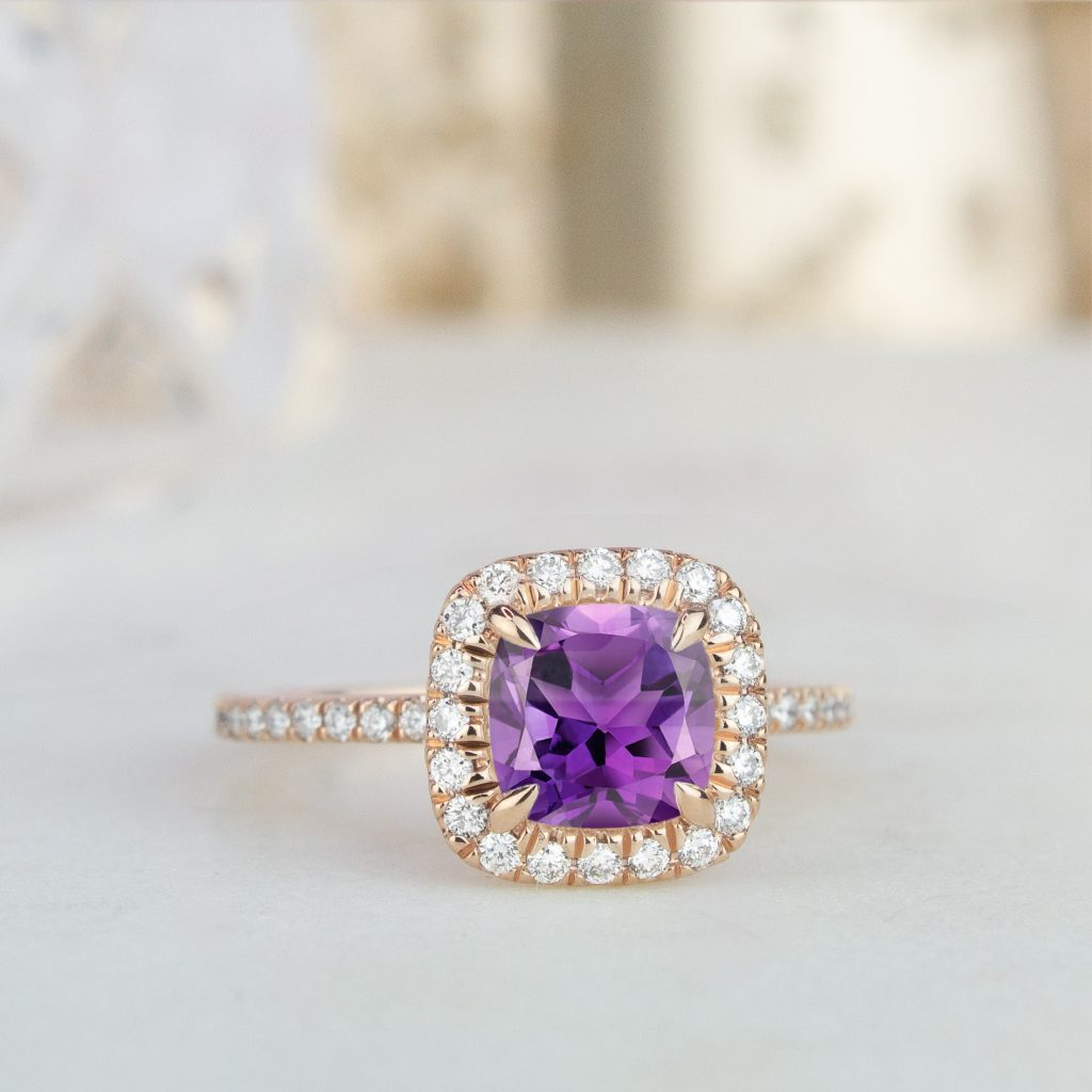 Amethyst: The History and Meaning of February's Birth Stone