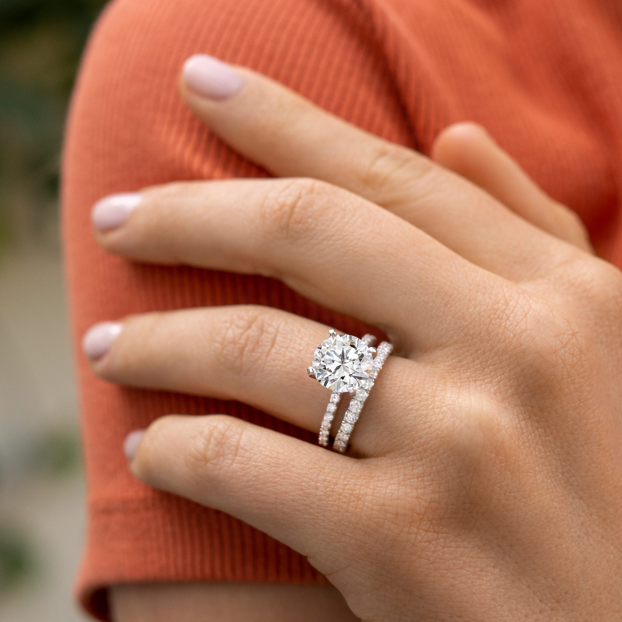 Our 15 Most Popular White Gold Women S Wedding Bands Brilliant Earth Blog