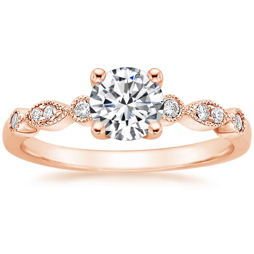 20156c18a Vintage Diamond Engagement Ring | Tiara | Brilliant Earth