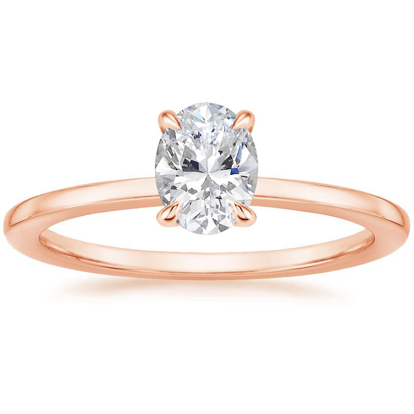 Surprise Diamond Engagement Setting Lumiere Brilliant Earth