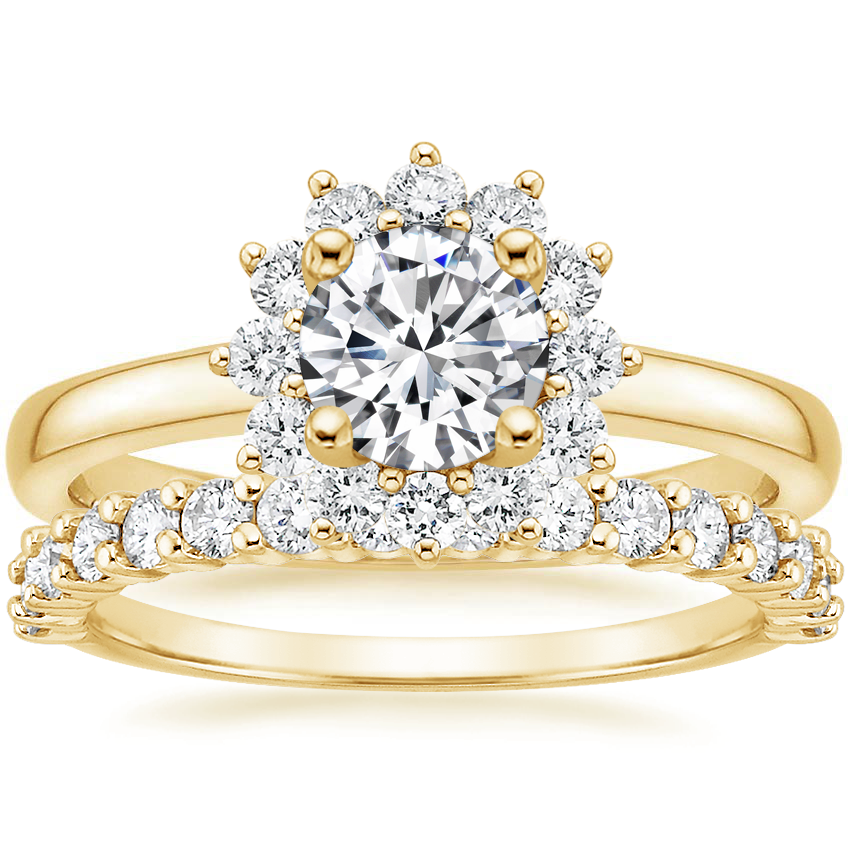 1//3 CT Brilliant Round Cut D//VVS1 18K Rose Gold Over Engagement Wedding Ring