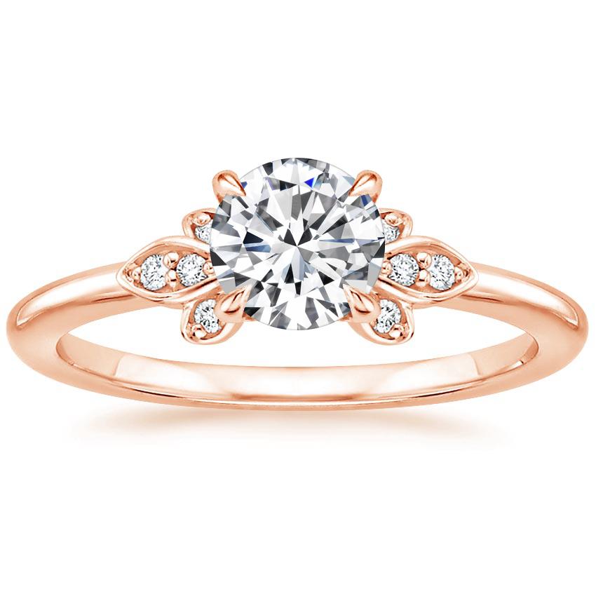Delicate Nature Inspired Ring Fiorella Brilliant Earth