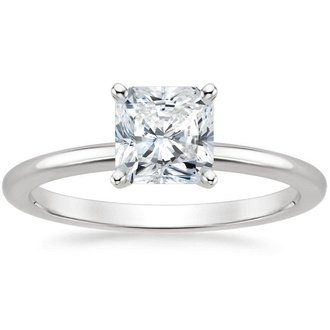 ring carat watch radiant diamond youtube engagement cut