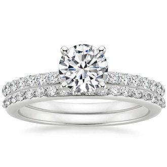 pic - Engagement And Wedding Ring Sets